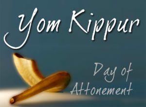 Jom Kipoer, een herinnering