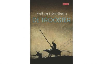 Esther Gerritsen op haar best. Een fijnzinnige interactie tussen uiteenlopende karakters
