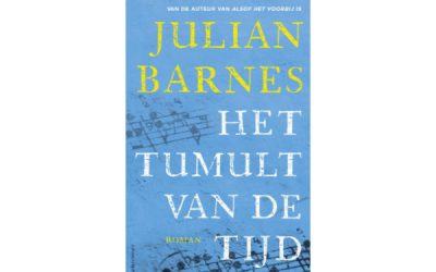 Angst houdt je in de ban in dit boek van Julian Barnes