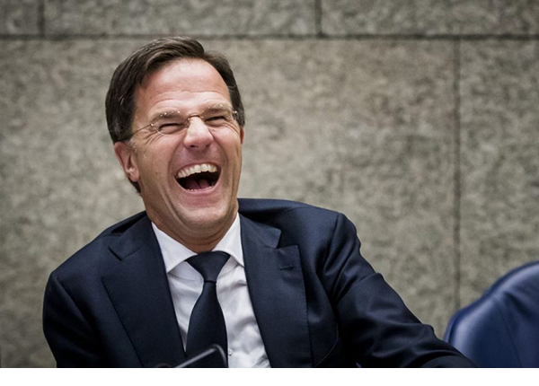 Toedeledoki Mark Rutte!